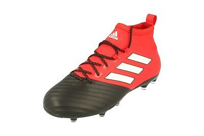 Chaussures football adidas ACE 17.3 Primemesh FG Rouge