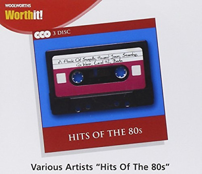 Various Artists-Various / Hits Of The 80`S CD NEW