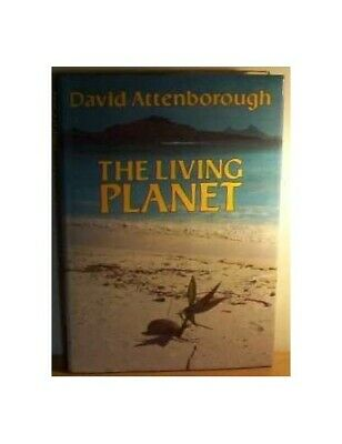 The Living Planet : A Portrait of the Earth by David Attenborough Book The Cheap