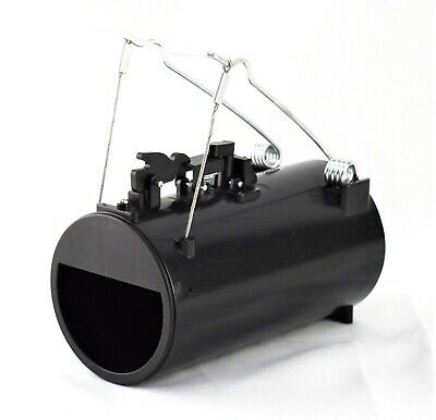 Black Hole Gopher and Rodent Trap (Black) - 273YK
