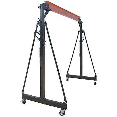Titan Adjustable Gantry Crane - 4000 lb Capacity