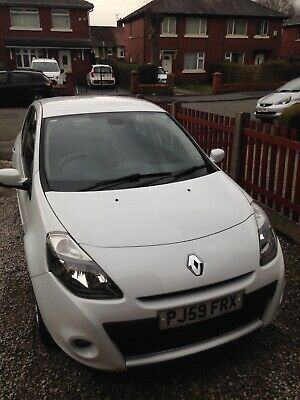 Renault Clio 1.5 dci Dynamique 5dr 86 bhp cheap tax great mpg good runner