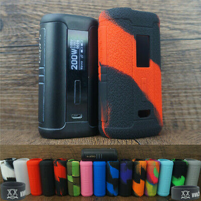 Silicone Case for Aspire SPEEDER 200W & ModShield Tank Band Protective Case