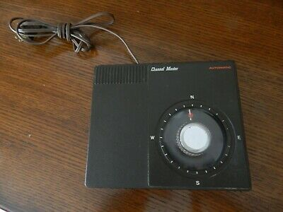 Vintage Channel Master Model 9510 Automatic Directional Antenna Rotator