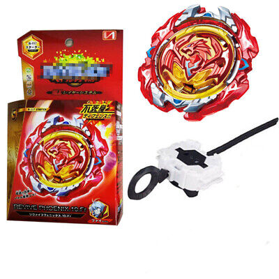 Revive Phoenix Burst Beyblade STARTER w/ Launcher B-117 Christmas - USA SELLER!