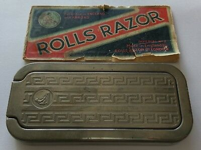 Vintage Rolls Razor Imperial No. 2 Made in England Great Condition
