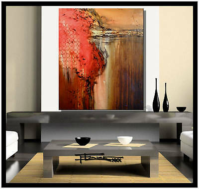 Painting ABSTRACT MODERN CANVAS WALL ART Large USA Direct from Artist ELOISExxx
