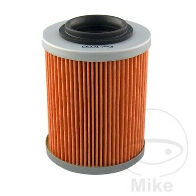 Hiflo Oil Filter (HF152) Fits Can-Am 800 R Renegade EFI 08-13