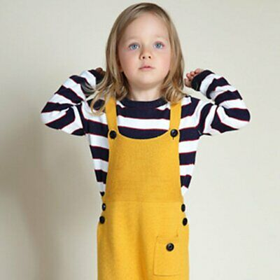 Autumn Unisex Baby Pocket Knitted Rompers Overalls Jumpsuits for Boys Girls WZ