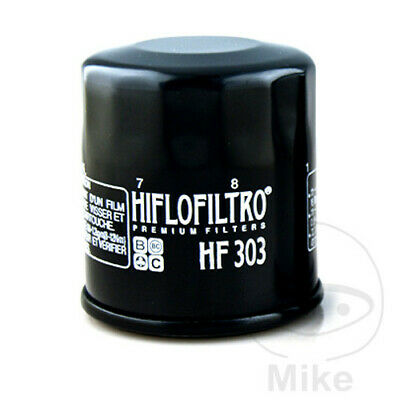 For Hiflo Oil Filter (HF303) Fits Honda VFR400 R3-L,M,N NC30 90-93
