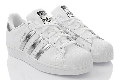 NEU ADIDAS SUPERSTAR Damen EXCLUSIVE Sneaker Leder Turnschuhe ORIGINALS AQ3091