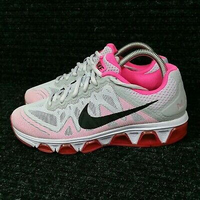 fde4689b275 Nike Air Max Tailwind 7 (Women s Size 7.5) Athletic Sneaker Shoes White Pink