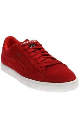 PUMA TRAPSTAR SUEDE Sneakers - Red - Mens -  29.95  940630944