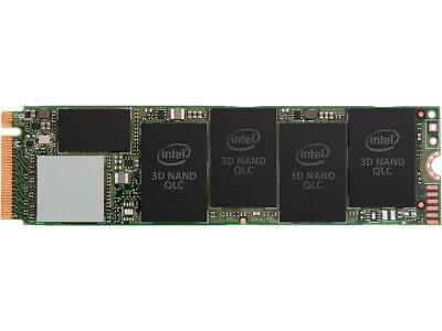 Intel 660p Series M.2 2280 512GB PCI-Express 3.0 x4 3D NAND Internal Solid State