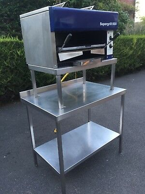 Supergrill 800 Salamander Gas Grill