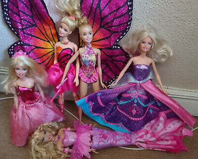 Barbie Princess Doll bundle