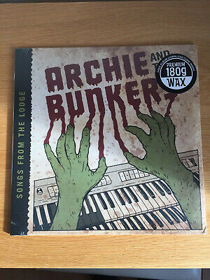 ARCHIE AND THE BUNKERS Songs From vinyl LP NEW/SEALED Cramps Pagans Dirty Water