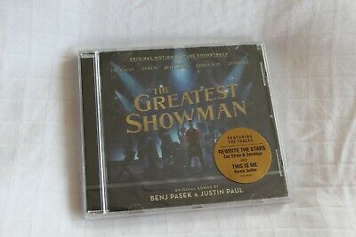 The greatest showman cd Soundtrack