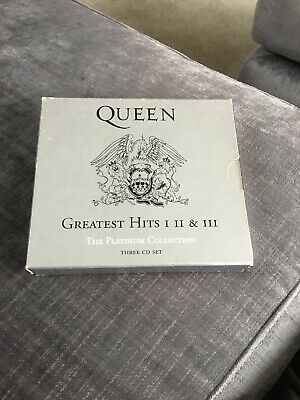 Queen Greatest hits I II And III The Platinum Collection