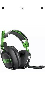 ASTRO A50 Gen 3 Xbox One Wireless Gaming Headset & Base Station for XBOX & PC