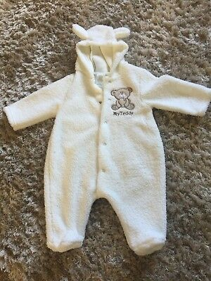 Baby All In One Suit 3-6 Months  Boy/girl