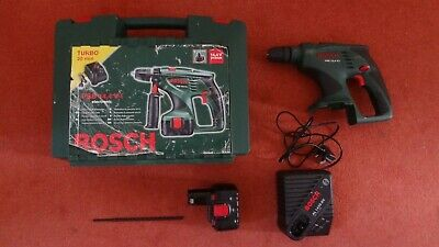 Bosch PSB 14.4 V-1 Cordless Hammer Drill  with Case, Battery and Charger.
