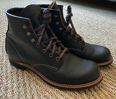 1c9b6a4d64 BRAND NEW RED Wing Heritage Blacksmith Boots (No. 3345) - Black Prairie