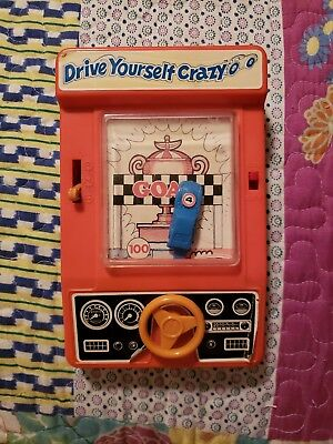 Tomy Toys Drive You Crazy Battery Operated Rare 1976 Japan does not work