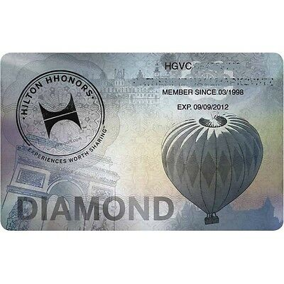 Hilton Diamond membership Honors(90 days trial , can be extended to Mar 2019)