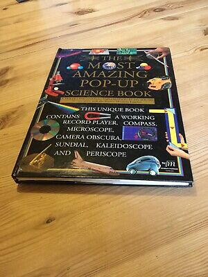 The Most Amazing Pop-up Science Book -Jay Young