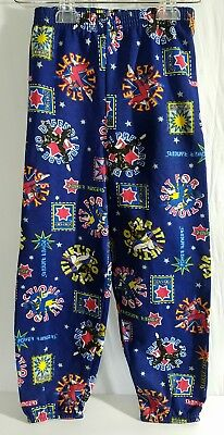 Vintage 1990s Mighty Morphin Power Rangers Sweatpants Boys Large USA Made