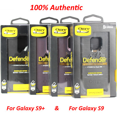 Otterbox Defender Series Case for Samsung Galaxy S9 & S9+ With Holster Belt Clip