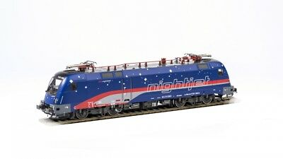 Hobbytrain 2783-1 S N Gauge Electric Locomotive Taurus ÖBB BR1016 Nightjet with
