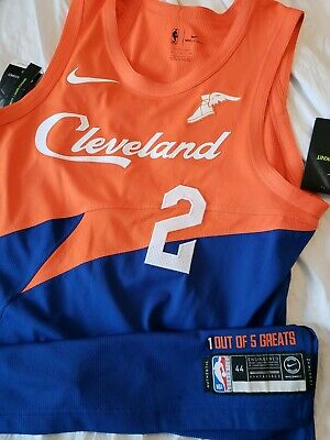 Colln Sexton 2018-19 Cleveland Cavaliers Nike Rookie Authentic Jersey Size  44+2 cc8f2a978