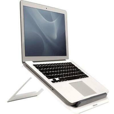 Fellowes 8210101 Supporto per Laptop Quick Lift I-SPIRE Series, Bianco - NUOVO