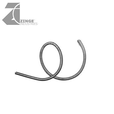 Zinge Industries Poseable Wire Wrapped Cable Power Cable 6 various Dia (S-WWC07)