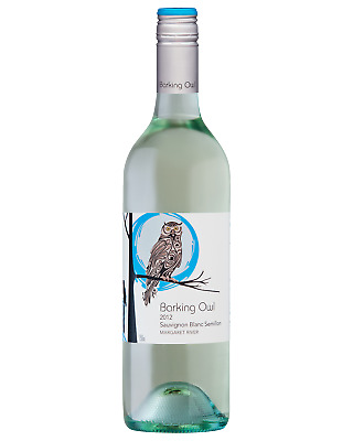 Barking Owl Sauvignon Blanc Semillon White Wine 750mL bottle