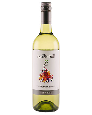 Skuttlebutt Sauvignon Blanc Semillon White Wine 750mL bottle