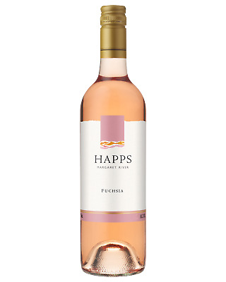 Happs Fuchsia Rose Red Wine Margaret River 750mL case of 12