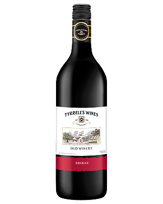 Tyrrell's Old Winery Shiraz Red Wine Heathcote 2014 750mL case of 6