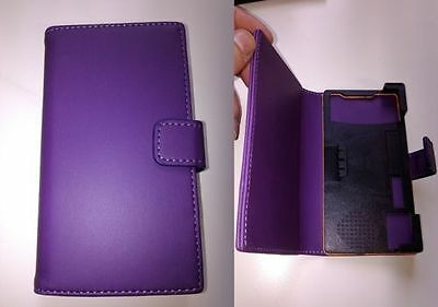 CASE SMART MODERN TO BOOK UNIVERSAL for SMARTPHONE 4,7 A 5,1'' VIOLA