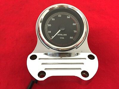 wiring genuine harley sportster tachometer gauge tach 1995-2006 dyna      on fuse diagram