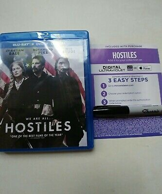 HOSTILES Digital Code ONLY Classic + FREE SHIPPING! 📦