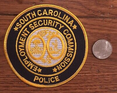 Employment Security Commission South Carolina Police / Sheriff Patch