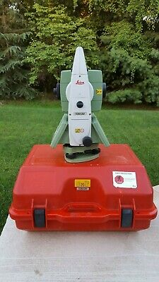 "Leica Total Station 5"" TCRA1203"