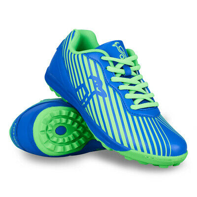 Kookaburra Neon Blue Hockey Shoe