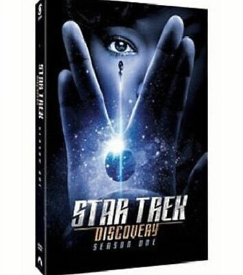 Star Trek Discovery: The Complete First Season 1  DVD