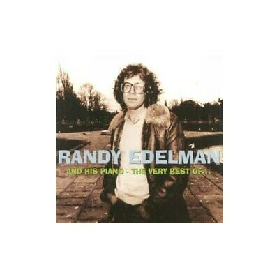 Randy Edelman - And His Piano; The Very Best Of - Randy Edelman CD SAVG The The
