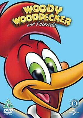 Woody Woodpecker and Friends - Volume 1 [DVD] [2007] - DVD  YSVG The Cheap Fast