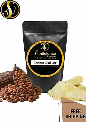 *Cheapest Price* Cocoa Butter Hair and Body Care Soap Lip Balm Moisturising Raw